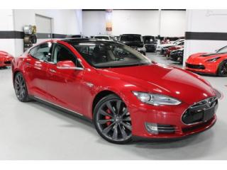 Used 2014 Tesla Model S P85   PERFORMANCE   21 INCH WHEELS for sale in Vaughan, ON