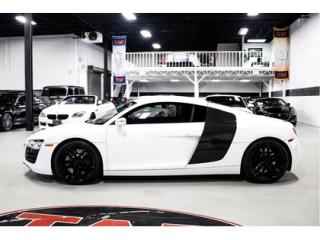 Used 2014 Audi R8 4.2 QUATTRO   RED LEATHER SEATS for sale in Vaughan, ON