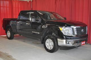 Used 2018 Nissan Titan XD SV Gas | 4WD | Trailer Towing Package | for sale in Stratford, ON