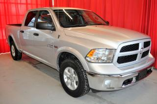Used 2018 RAM 1500 Outdoorsman SLT | 4X4 | Towing Pkg for sale in Stratford, ON