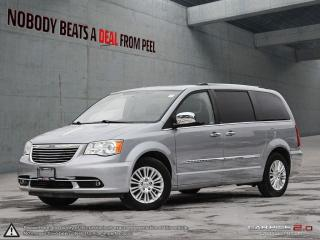 Used 2013 Chrysler Town & Country Limited Platinum*Dual DVD*NAV*Sunroof*Blind Spot for sale in Mississauga, ON