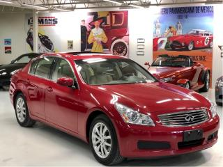 Used 2008 Infiniti G35X Luxury, AWD, Navigation Pkg. for sale in Paris, ON