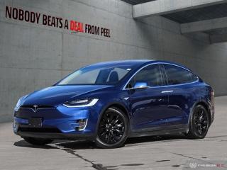 Used 2016 Tesla Model X 90D Autopilot, Tow Pkg, 7 Pass, Smart Suspension,EV for sale in Mississauga, ON