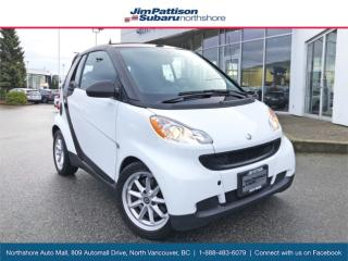 Used 2010 Smart fortwo Passion *Zero Accident*BC Vehicle for sale in North Vancouver, BC