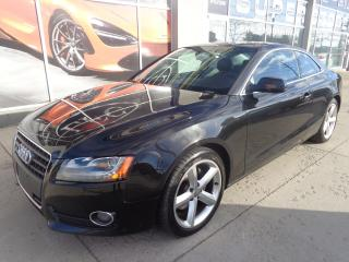 Used 2011 Audi A5 2.0T Premium Pkg, Leather Sunroof, Quattro for sale in Etobicoke, ON