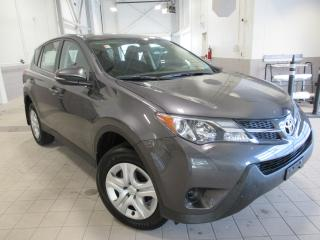 Used 2015 Toyota RAV4 LE ONE OWNER NO DAMAGE CLEAN CARPROOF for sale in Toronto, ON