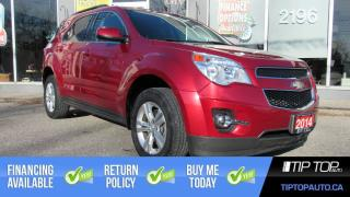 Used 2014 Chevrolet Equinox 2LT ** Lane Departure, Collision Alert, Leather ** for sale in Bowmanville, ON