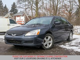 Used 2007 Honda Accord SE | YOU CERTIFY YOU SAVE for sale in Kitchener, ON
