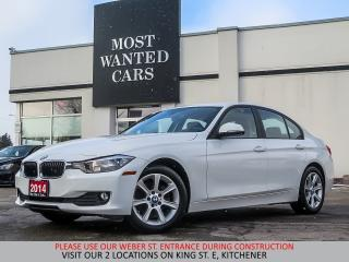 Used 2014 BMW 320i xDrive | LEATHER | HEATED SEATS | AWD for sale in Kitchener, ON