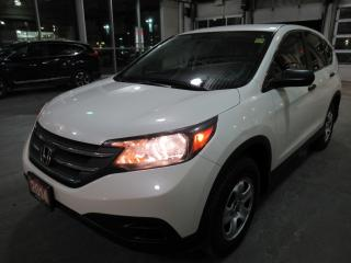 Used 2014 Honda CR-V LX, BACK UP CAM, ECO MODE! for sale in Brampton, ON