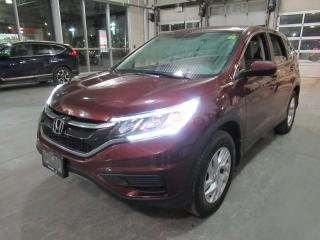 Used 2015 Honda CR-V SE, HEATED SEATS, ECO MODE! for sale in Brampton, ON
