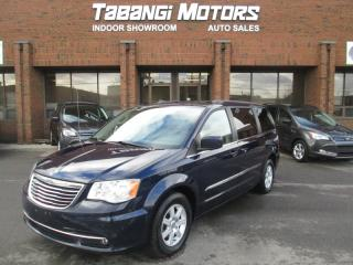 Used 2012 Chrysler Town & Country NAVIGATION | SUNROOF | REAR CAM  | POWER DOORS for sale in Mississauga, ON