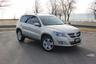 Used 2010 Volkswagen Tiguan 4dr Auto 4Motion for sale in Oshawa, ON