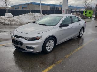 Used 2016 Chevrolet Malibu 4dr Sdn L w/1VL for sale in Toronto, ON