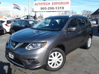 Used 2016 Nissan Rogue AWD Camera/Bluetooth/Keyless &GPS* for sale in Mississauga, ON