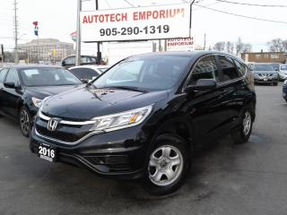 Used 2016 Honda CR-V LX AWD Btooth/Camera/Htd Seats&ABS* for sale in Mississauga, ON