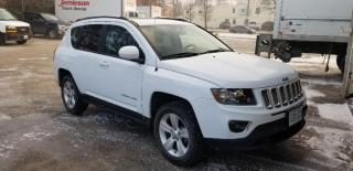 Used 2016 Jeep Compass 4WD HIGH ALTITUDE for sale in Kitchener, ON