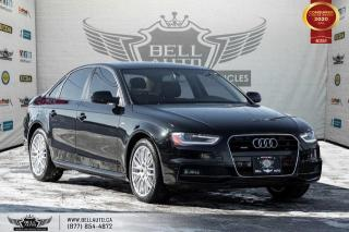 Used 2015 Audi A4 Komfort plus, AWD, SUNROOF, BLUETOOTH, LEATHER, PWR SEAT, HEATED SEAT for sale in Toronto, ON