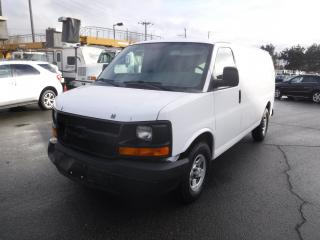 Used 2006 Chevrolet Express 1500 Cargo Van for sale in Burnaby, BC