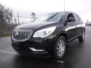 Used 2017 Buick Enclave LEATHER AWD for sale in Burnaby, BC