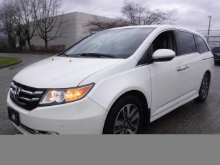 Used 2014 Honda Odyssey Touring Elite for sale in Burnaby, BC