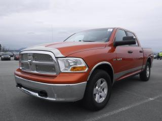 Used 2010 Dodge Ram 1500 SLT Crew Cab Short Box 4WD for sale in Burnaby, BC
