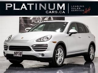 Used 2011 Porsche Cayenne 300HP AWD, NAVI, Heated LTHR, Sunroof for sale in Toronto, ON