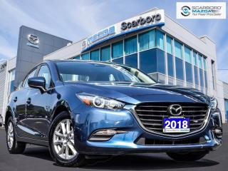 Used 2018 Mazda MAZDA3 GS|FREE NEW WINTER TIRES|NO ACCIDENT for sale in Scarborough, ON