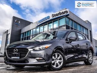 Used 2018 Mazda MAZDA3 Sport GX|REAR VIEW CAMERA for sale in Scarborough, ON
