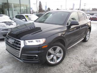 Used 2018 Audi Q5 2.0 TFSI TECHNIK for sale in Blainville, QC