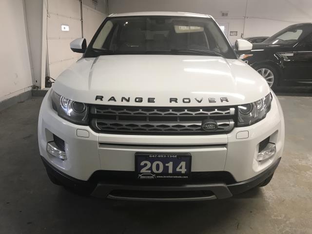 2014 Land Rover Evoque