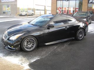 Used 2010 Infiniti G37 G37S IPL PACKAGE ONE OF A KIND SERVICE RECORDS for sale in North York, ON