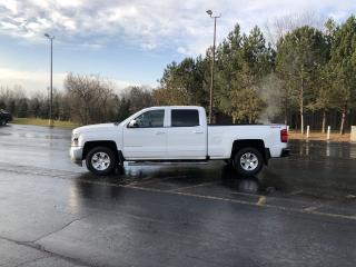 Used 2017 Chevrolet Silverado 1500 LT CREW CAB 4X4 for sale in Cayuga, ON