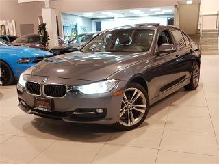 Used 2015 BMW 3 Series 320i xDrive-SPORT-NAVIGATION-LOADED-ONLY 81KM for sale in Toronto, ON