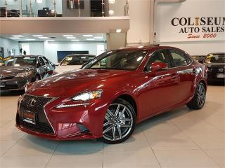 Used 2015 Lexus IS 250 F-SPORT-NAVIGATION-AWD-ONLY 35KM for sale in Toronto, ON