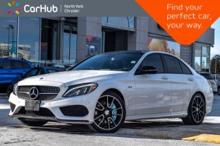 Used 2016 Mercedes-Benz C-Class C 450 AMG|AWD|Memory Pkgs|Parking Pkg|Sunroof|19
