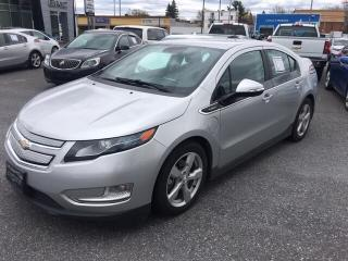 Used 2015 Chevrolet Volt for sale in St-Hyacinthe, QC