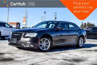 Used 2017 Chrysler 300 Touring|Navi|Pano Sunroof|Backup Cam|Bluetooth|R-Start|Head Front Seats|18