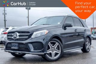 Used 2018 Mercedes-Benz GLE GLE 550 4Matic|Navi|Pano Sunroof|Blind Spot|Backup Cam|Bluetooth|Leather|20