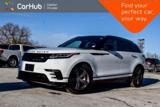 Used 2018 Land Rover RANGE ROVER VELAR R-Dynamic HSE|4x4|Only 3082 Km|Navi|Pano Sunroof|Blind Spot|21'Alloy for sale in Bolton, ON