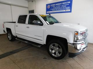 Used 2017 Chevrolet Silverado 1500 LTZ for sale in Listowel, ON
