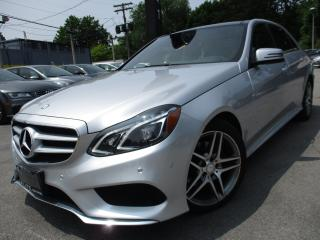 Used 2016 Mercedes-Benz E-Class E250 BLUETEC 4MATIC~NAVIGATION~PANORAMA~46,000KMS for sale in Burlington, ON