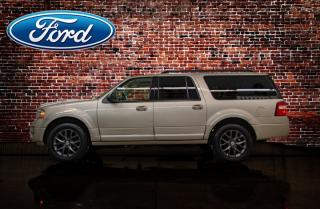 Used 2017 Ford Expedition Max AWD Limited Leather Roof Nav for sale in Red Deer, AB