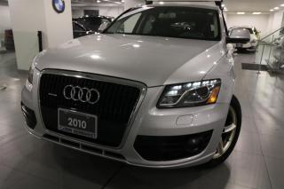 Used 2010 Audi Q5 3.2 Prem Tip qtro for sale in Newmarket, ON