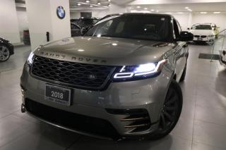 Used 2018 Land Rover RANGE ROVER VELAR P380 SE R-Dynamic for sale in Newmarket, ON
