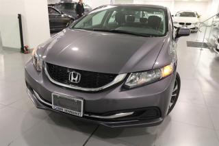 Used 2014 Honda Civic Sedan EX 5MT for sale in Newmarket, ON