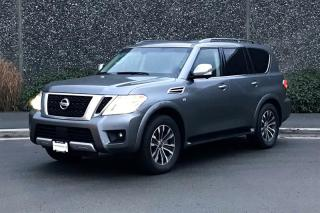 Used 2019 Nissan Armada Platinum at for sale in Vancouver, BC