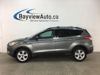 Used 2014 Ford Escape - SYNC! ECOBOOST! HTD SEATS! REVERSE CAM! KEYPAD! for sale in Belleville, ON