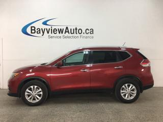 Used 2016 Nissan Rogue SV - AWD! REVERSE CAM! PANOROOF! BLUETOOTH! BSA! PWR LIFTGATE! for sale in Belleville, ON