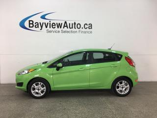 Used 2015 Ford Fiesta - SYNC! A/C! CRUISE! PWR GROUP! ALLOYS! for sale in Belleville, ON